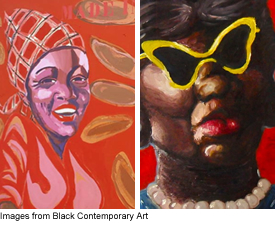 Images from Black Contemporary Art